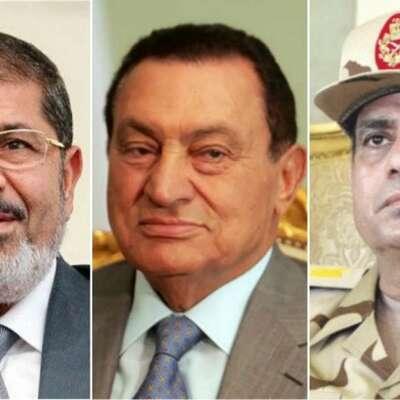 Egitto Post-Mubarak timeline