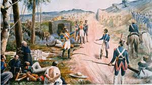 Hidalgo junto a Allende y Aldama son arrestados y fusilados.