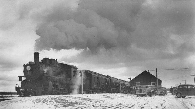 Le développement ferroviaire en Abitibi- Témiscamingue