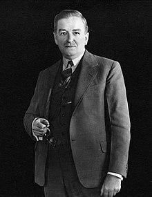 Maurice Duplessi élu comme député