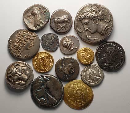 Introducción de la moneda.