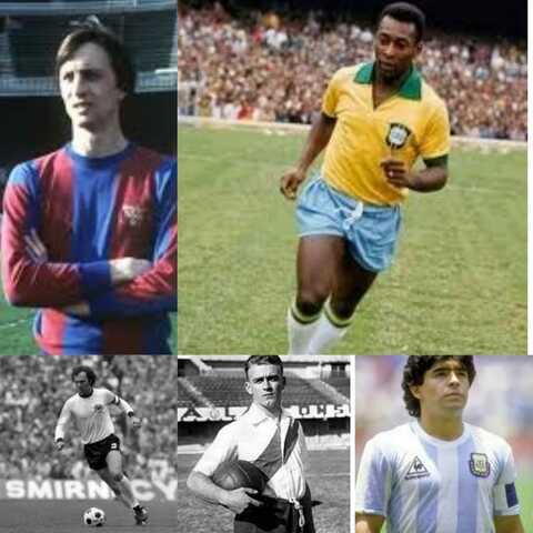 Mejores Jugadores de la Historia