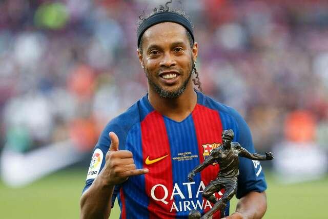 Barcelona y Ronaldinho