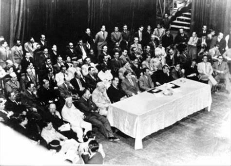 Tercer congreso obrero