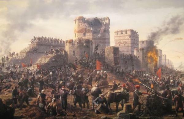 caídade de Constantinopla