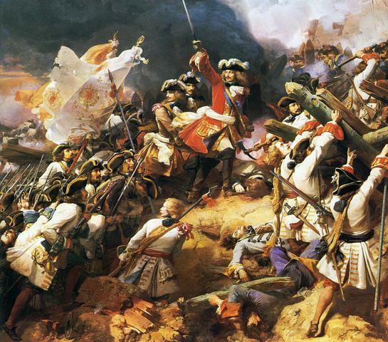 Guerra sucesión Española