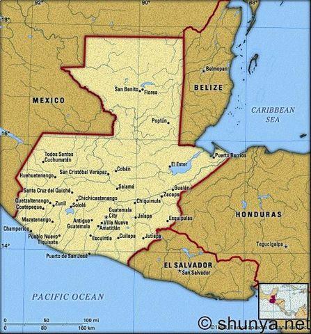 Guatemala Tensions Begin