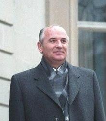 Ny president i Sovjetunionen