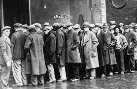 Création de l'assurance chômage.
