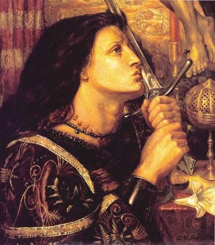 Joan of Arc Saves France