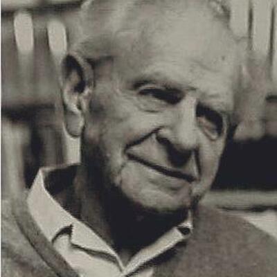 Karl Popper (1902 - 1994) timeline