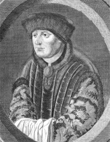 Earl of Buckinham pillages Nantes