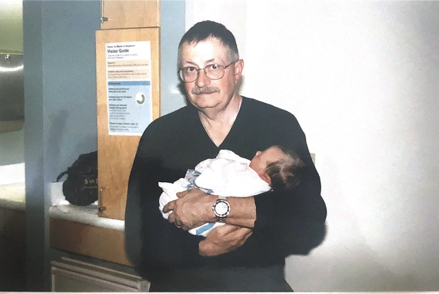 Second grandchild born