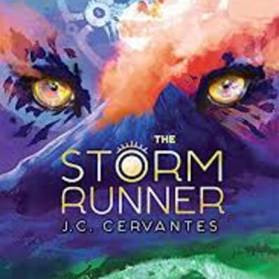 "8A/Prayu ~ Independent Reading #2 ""The Storm Runner"" by J.C.Cervantes timeline"