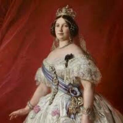 El regnat d'Isabel II (1833-1868) timeline