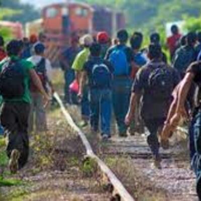 teorias migracionistas timeline