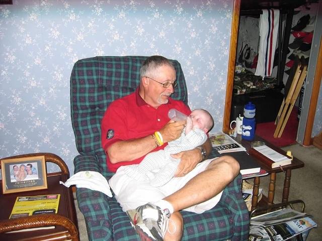 Third Grandchild born