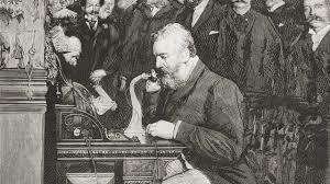 Bell inventa o teléfono
