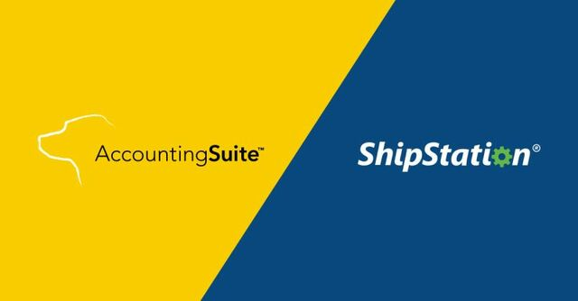 AccountingSuite™ announces partnership with ShipStation