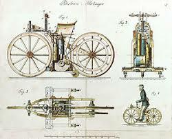 Daimler inventa o motor de explosión