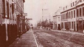 Les événements importants de la société québécoise de 1905 à 1980 timeline