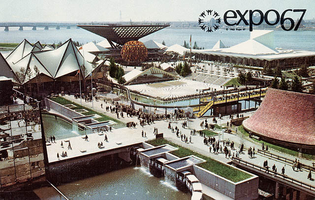 Ouverture de l'Exposition Universelle