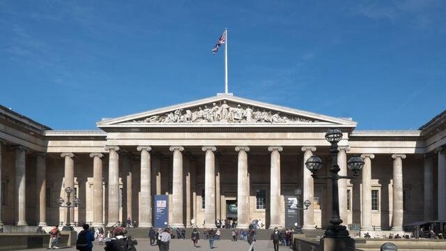 """""""British Museum"""" de ROBERT SMIRKE"""