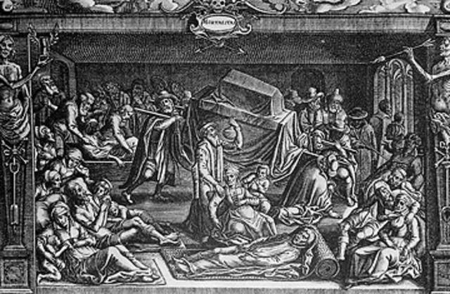 Bubonic Plague Ends