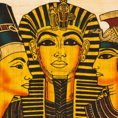Línia cronològica de l'antic Egipte.  timeline