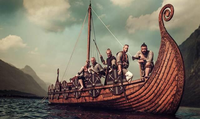 Els víkings arriben a Gronlàdia