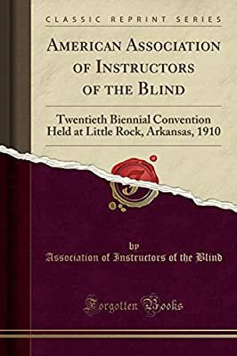 Association of Instructors of the Blind