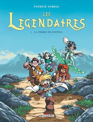 Les Légendaires - La Pierre de Jovénia