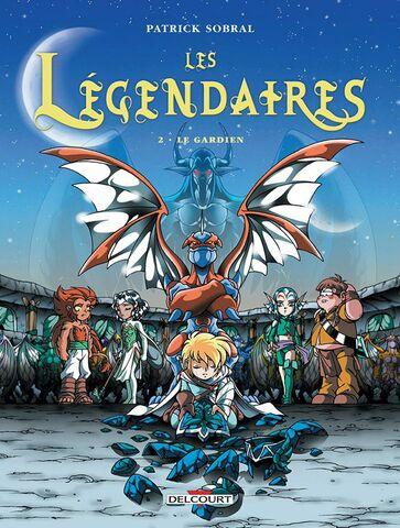 Les Légendaires - Le Gardien