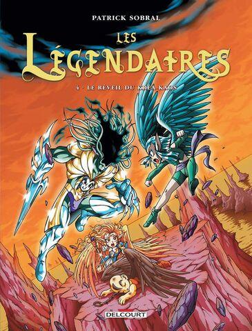 Les Légendaires - Le Réveil du Kréa-Kaos