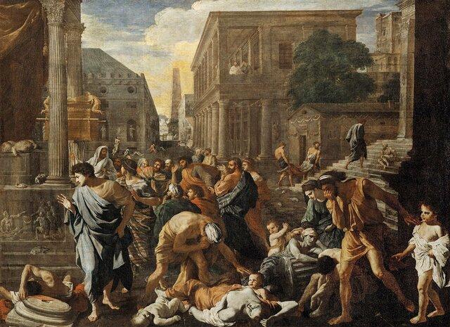 541 Peste de Justiniano