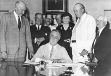 Social Security Amendment of 1956