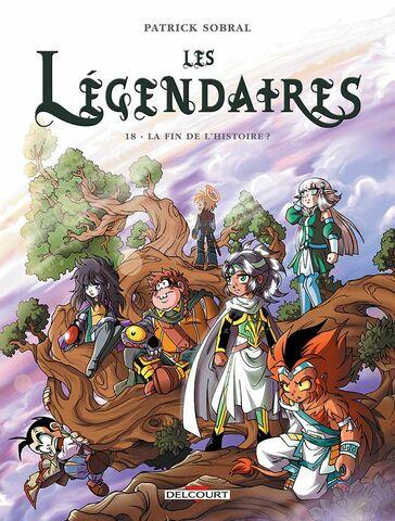 Les Légendaires - La Fin de l'Histoire ?
