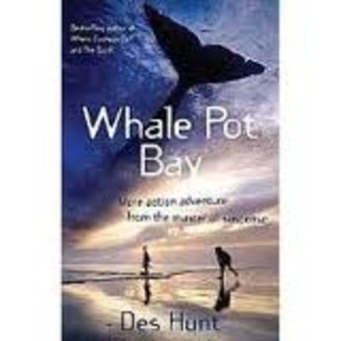 Whale Pot Bay   By Des Hunt