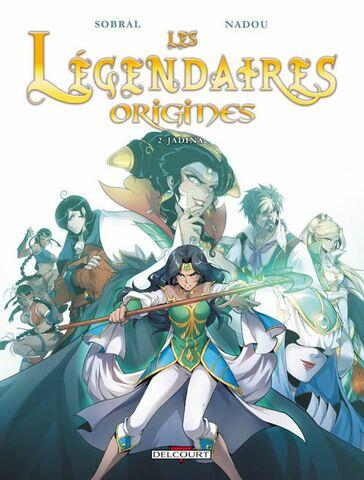 Origines - Jadina