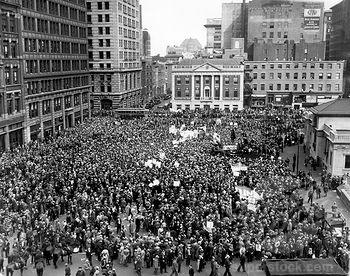 Riots & Great Depression starts to worsen