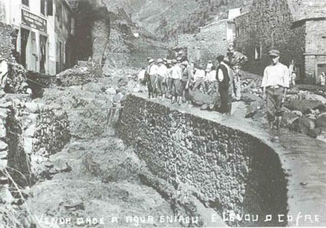 Aluviões na Madeira