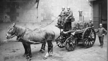 Companhia de Bombeiros em Lisboa