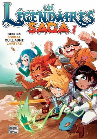 Saga / Tome 1