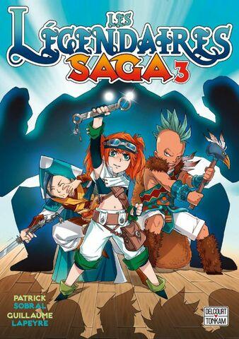 Saga / Tome 3