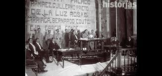Primer ley reguladora del Trabajo en el Estado de Mexico