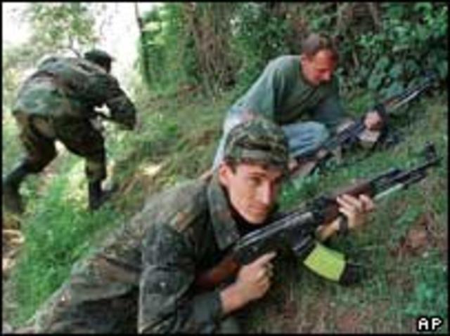 Kosovo Begins