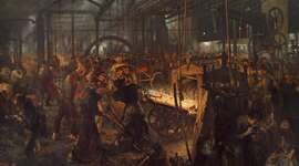 America in the Industrial Age timeline