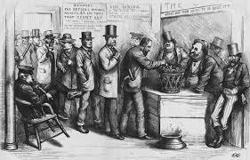 Boss Tweed rise at Tammany Hall