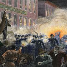 Haymarket Massacre