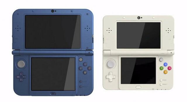 Nuevo Nintendo 3DS y 3DS XL